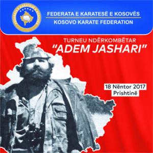 turneu Adem Jashari per FB